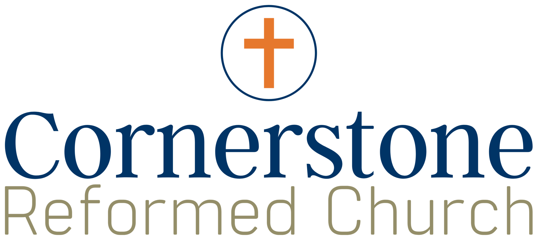 Cornerstone Reformed Church Logo